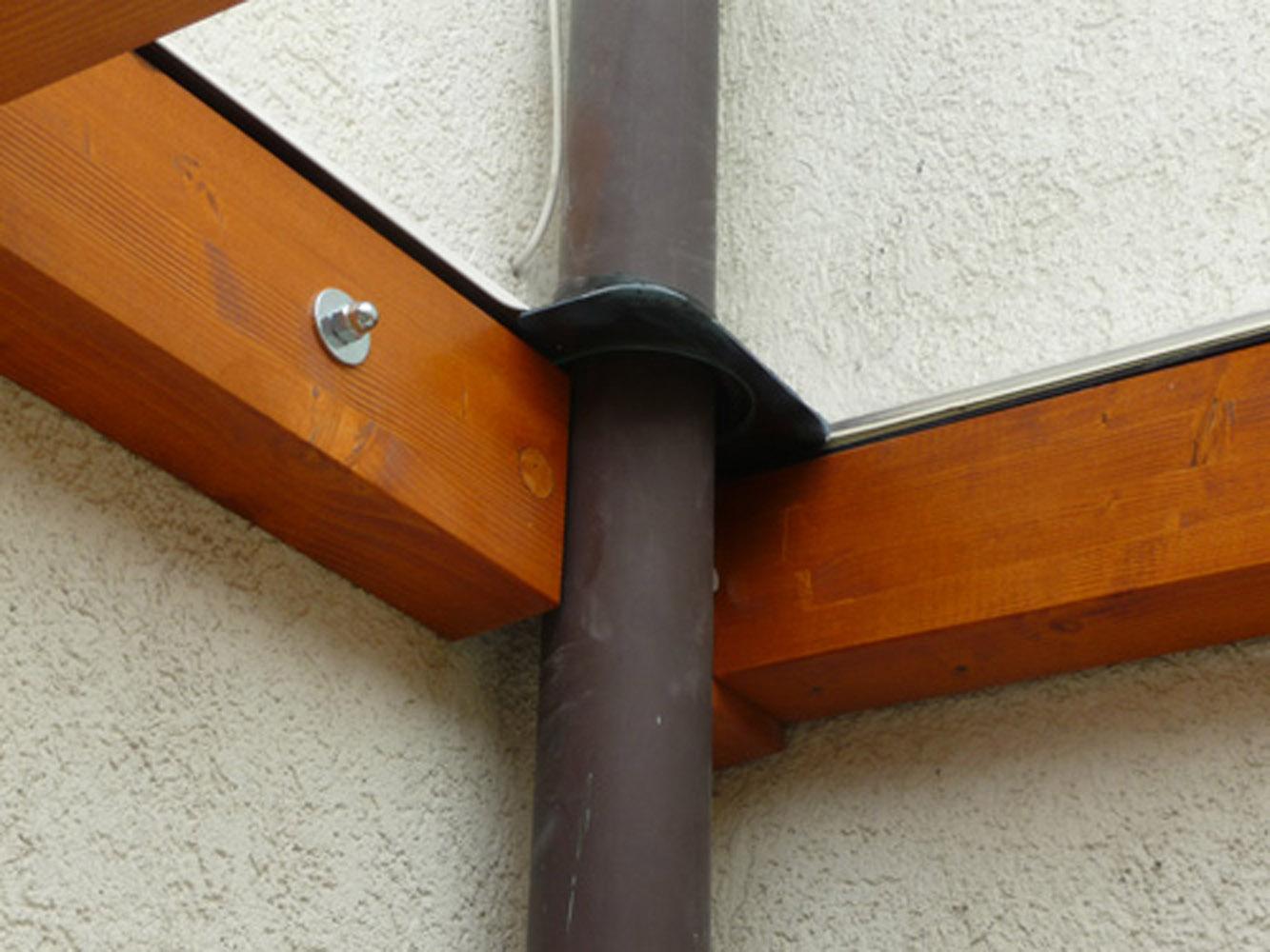 plandesign | moderner holzbau - terrassenüberdachung, Moderne